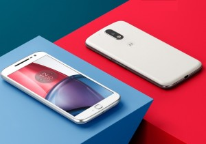 Moto G5 smartphone