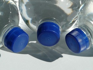 bottled water caps