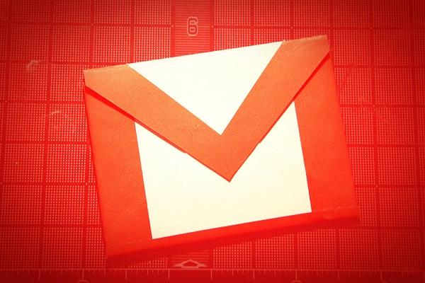 Gmail logo envelope