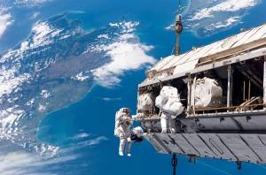 200th spacewalk by astronauts