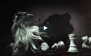 game of thrones eastwatch pawns and lion chess piece screenshot