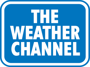 the blue weather channel logo