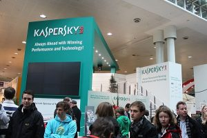 Kaspersky Lab at CeBIT 2011