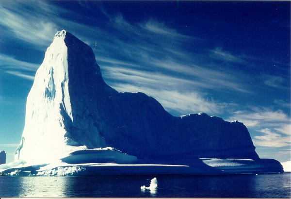 Iceberg in the Antarctic