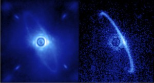 Direct Image Of Exoplanet Captured By Gemini Planet Imager