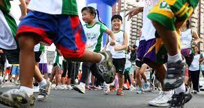 Race Held To Aid Relief Efforts For Typhoon Haiyan Survivors