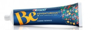 Crest Introduces Chocolate Toothpaste