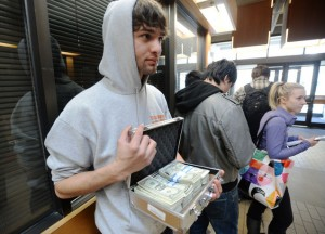 Utah Student Protests Tuition Hike, Pays In $1 Bills