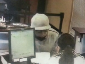 West Jordan Police Asking For Public Help To Identify Alleged Bank Robber