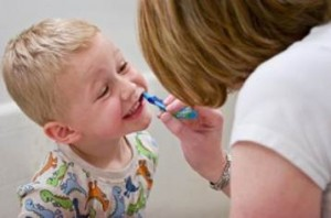 ADA recommends early use of fluorides to fight tooth decay in kids