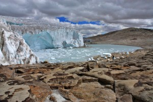 'Melting' Quelccaya Ice Cap becomes sign for global climate change
