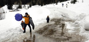 Dry northern Utah smothered with winter storms