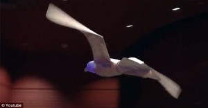 Scientists develop 'bat- inspired' small flying vehicle