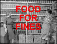 Salt Lake libraries to participate in Food for Fines program