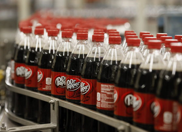 Operations At The Swire Bottling Facility Ahead Of Dr Pepper Snapple Group Inc. Earnings Figures