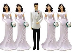 Lawmaker says polygamy laws scrapped for this year