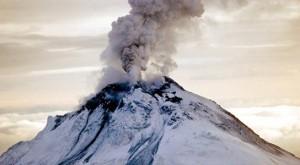 Active volcanoes helped species survive winters of ice ages