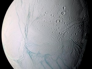 Scientists find traces of underground water on Saturn moon