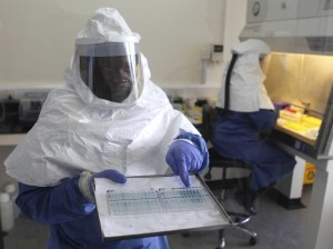 Ebola outbreak contained to Guinea and Liberia so far, says WHO