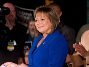 Utah welcomes Gov. Susana Martinez for her re-election campaign