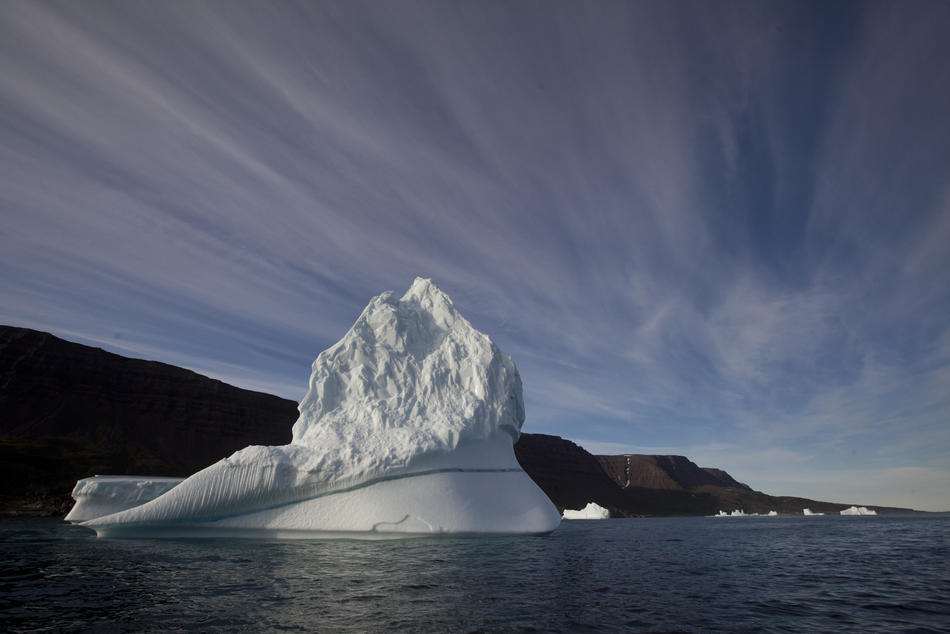 Greenland The Ice Puzzle