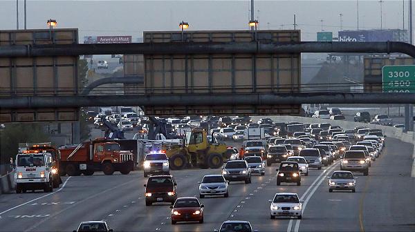 dnews  traffic