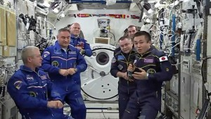 Three International Space Station Crew Returned Safely To Earth in Kazakhstan