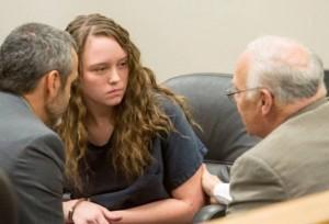 Utah Teen Meagan Grunwald, Pleads Not Guilty in Shooting Officer Case