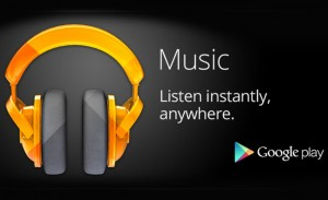 Google Play Music Market Forays in Canada