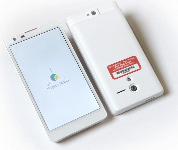 Google Creating 'Project Tango' Tablet With 3-D Vision
