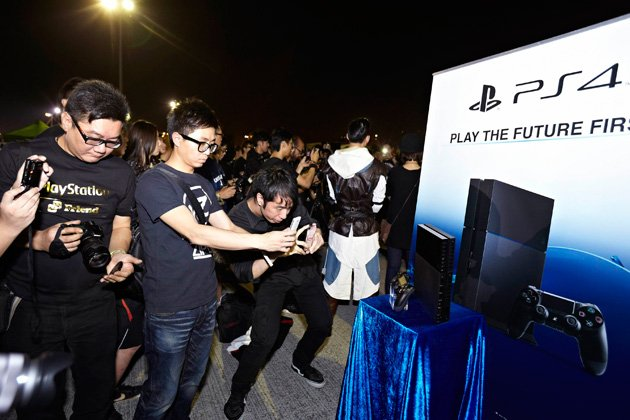 Sony's PlayStation To Officially Enter China