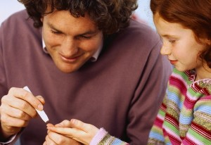 Juvenile Diabetes or Children with Type 1 Diabetes suffer Memory Loss