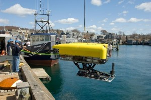 Pacific Ocean swallows remote controlled research sub 'Nereus'.