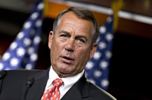I expect to be speaker after November's elections: John A. Boehner