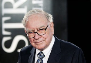 Warren Buffet, Billionaire Philanthropist Appreciated the New Signers