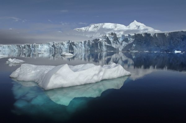 Antarctic basin melting faster than estimated