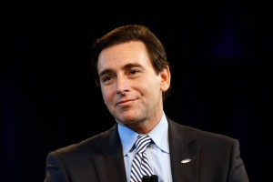 Ford announces Mark Fields as its new CEO