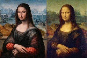 Another Mona Lisa painting may be created by Da Vinci found