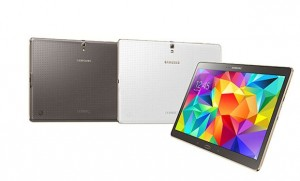 Galaxy Tab S Unveiled by Samsung, AT&T to offer Tab S on 4G LTE