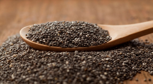 21 cases of salmonella in Chia seed powder result in product recall