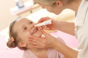Needle phobic children can go for nasal sprays