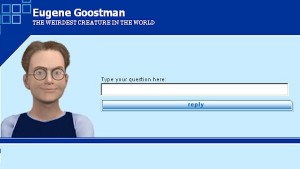 "A computer named ""Eugene Goostman' just passed the Turing Test"