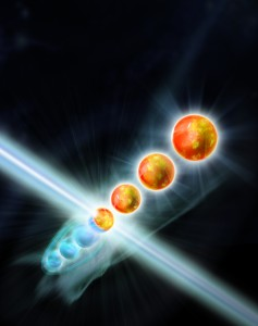 Tunneling Effect Of Quantum Particles