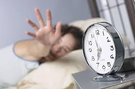 Health Loses if you Don't Snooze, Sleep Deprivation - CDC