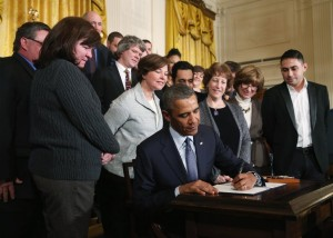 White House: Obama Set To Sign Executive Order Banning 'Gay Discrimination'