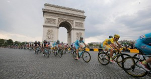 "Vincenzo Nibali Secures Italy's First Win at the ""Tour de France"" in 16 Years"