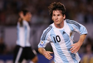 Argentina Supporters Don't Love Lionel Messi as Much as Diego Maradona Yet