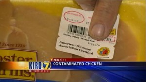 Foster Farms Recalls Chicken