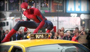 Spiderman Street Performer Arrested for Punching a Police Officer