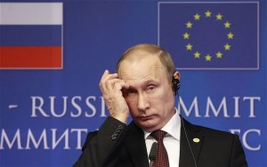 The U.S. and Europe Announced the Harshest Economic Sanctions on Russia